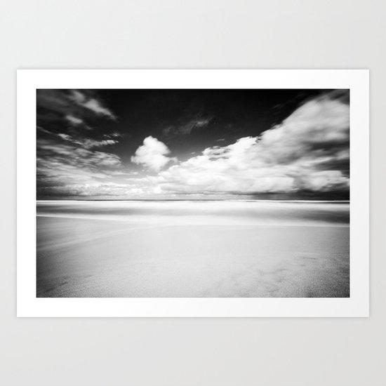 Long Exposure Seascape Art Print