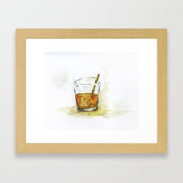 Tumbler  Framed Art Print