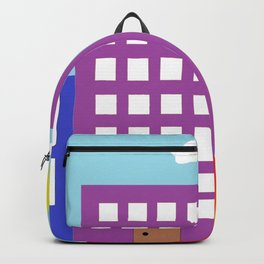 Microsoft Paint City Backpack