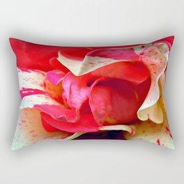 pink swirl Rectangular Pillow