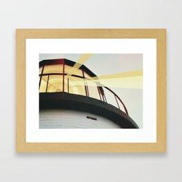 The Beacon Framed Art Print