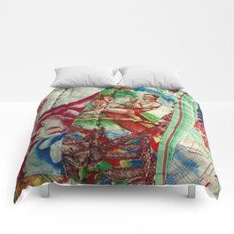 Vintage Hawaiian Quilt Scrap Comforters