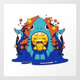 Overbite: Jawbreaker 3 Art Print