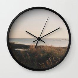 Across the dunes... Wall Clock