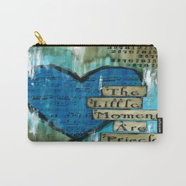Little Moments  Carry-All Pouch