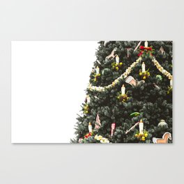 Christmas tree #society6 #decor #buyart Canvas Print
