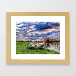 Constable Country Framed Art Print