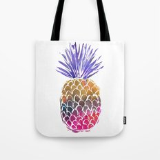 GoodVibes Pineapple Tote Bag