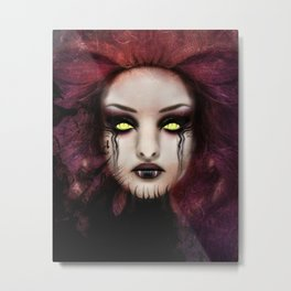 Suffocation Metal Print