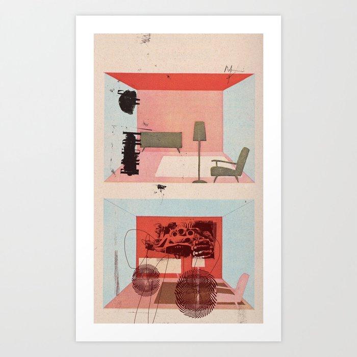 apt. 7 Art Print