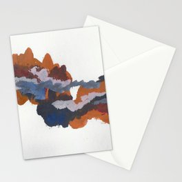 clouds_july Stationery Cards