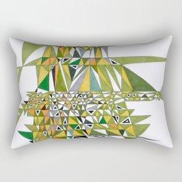 Tetris n. 4 Rectangular Pillow