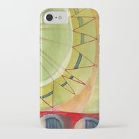 carnival iPhone & iPod Cases featuring Carnival by angela deal meanix