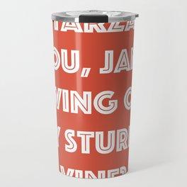 Wanna Swing bae? Travel Mug