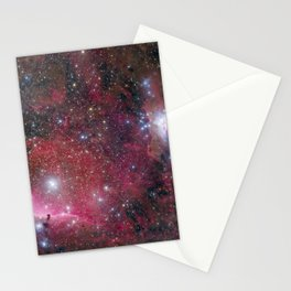 Fascinating Satellite Telescope Orion Mintaka M42 Complex Ultra HD Stationery Cards
