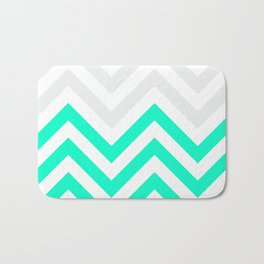 Chevronia V Bath Mat