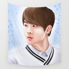 BTS - Jin Wall Tapestry