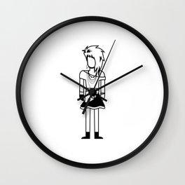 Cyndi Lauper Wall Clock