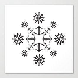 Sailor Life Canvas Print
