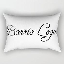 Barrio Logan Rectangular Pillow
