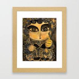 Dao Ma Dan Framed Art Print