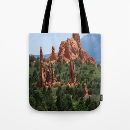 Cathedral Valley Tote Bag