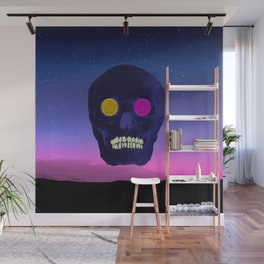 The rise and fall- Halloween horror Wall Mural