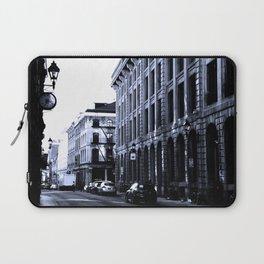 Street - Blue Laptop Sleeve