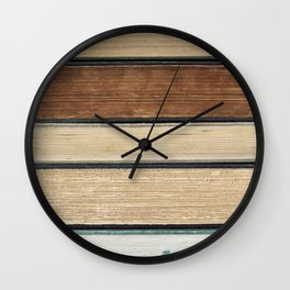 Pages Wall Clock