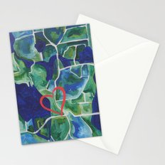Seattle Stationery Cards
