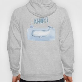 Ahoy! from a Sperm Whale Hoody
