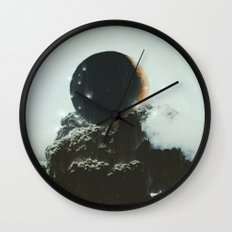 Final Eclipse Wall Clock