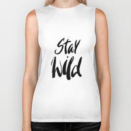 Stay Wild! Biker Tank