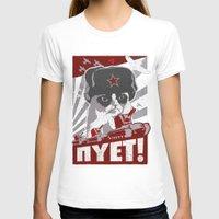 soviet T-shirts featuring grumpy soviet by tshirtsz