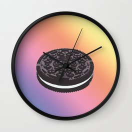 Oreo Wall Clock