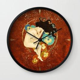 Pensamientos Wall Clock