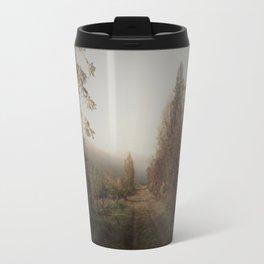 romantic path Travel Mug