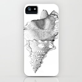 Conch Shell iPhone Case