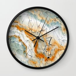 Dry Up A Wall Clock