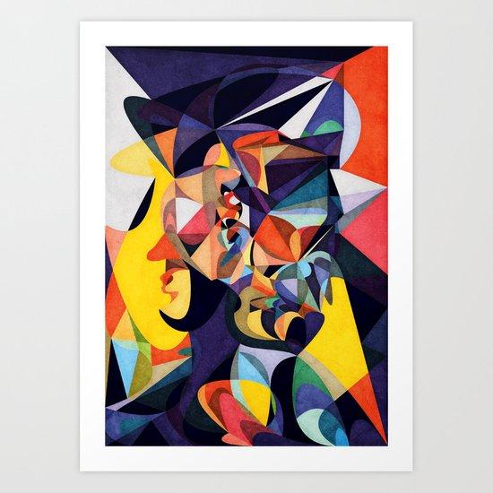The One That Never Was Art Print