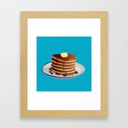 THE FOOD - HOTCAKE Framed Art Print