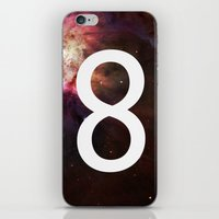 infinite iPhone & iPod Skins featuring Infinite by Sney1
