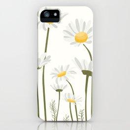 Summer Flowers III iPhone Case