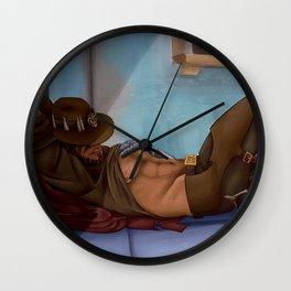 Naptime Wall Clock
