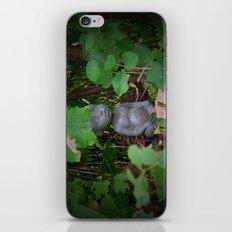 Scared iPhone & iPod Skin