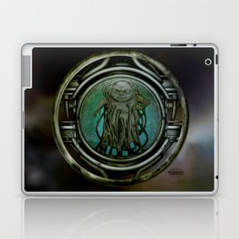 """Astrological Mechanism - Aquarius"" Laptop & iPad Skin"