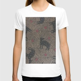 African Tribal Pattern No. 93 T-shirt