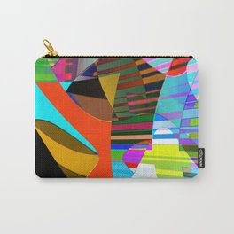 color squares. 3. 2018 Carry-All Pouch