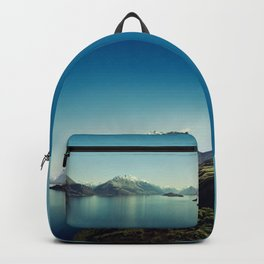 On my way to Glenorchy (Things happened to me) Backpack