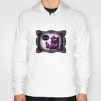 cheshire Hoodies featuring Cheshire Cat by AKIKO